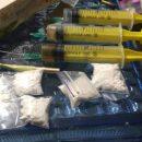 В Николаевской области разоблачена организованная группа наркодилеров, в состав которой входил полицейский