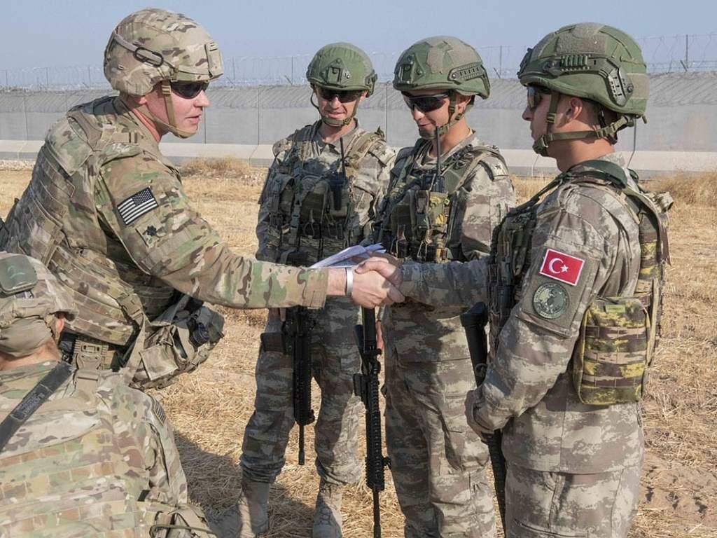 Америка в этом году планирует начать процесс переориентации войск заграницей