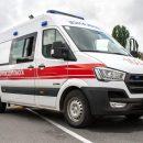 В Мелитополе прохожие оказали мужчине первую помощь до приезда скорой
