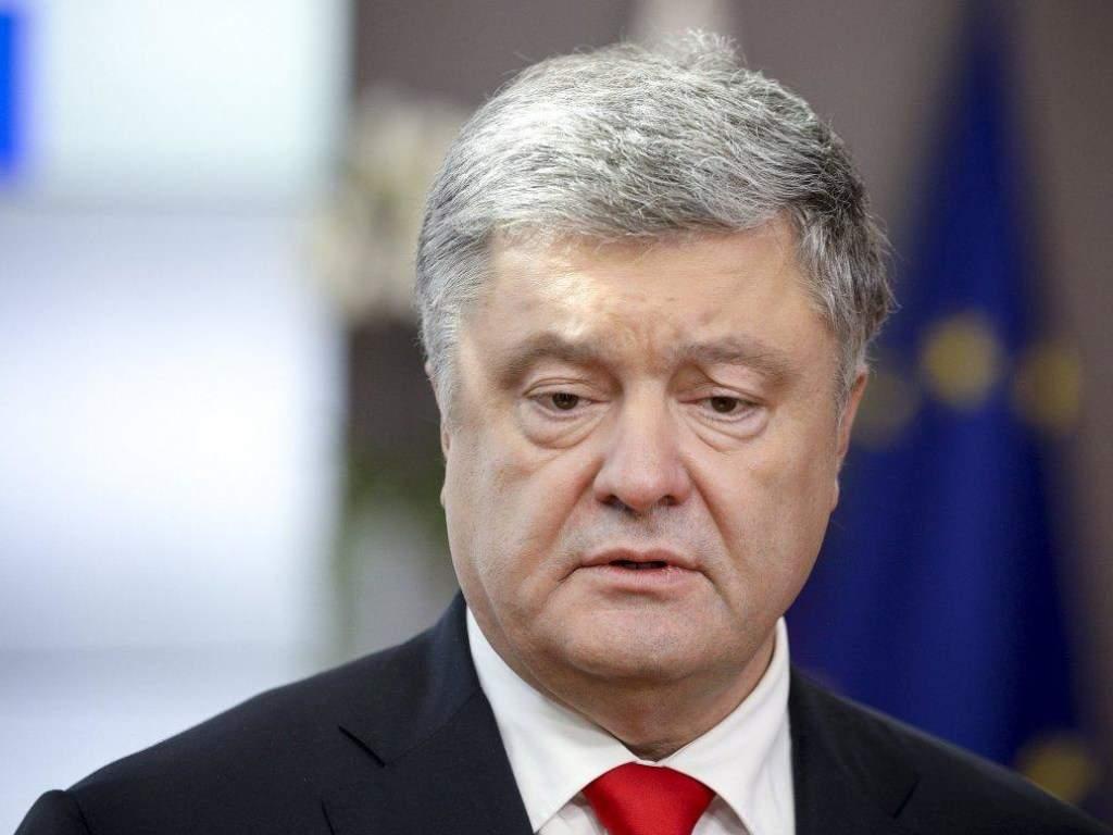 Петра  Порошенко в очередной раз вызвали на допрос в ГБР