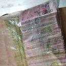 Инкассаторы потеряли пакет с крупной суммой денег под Одессой