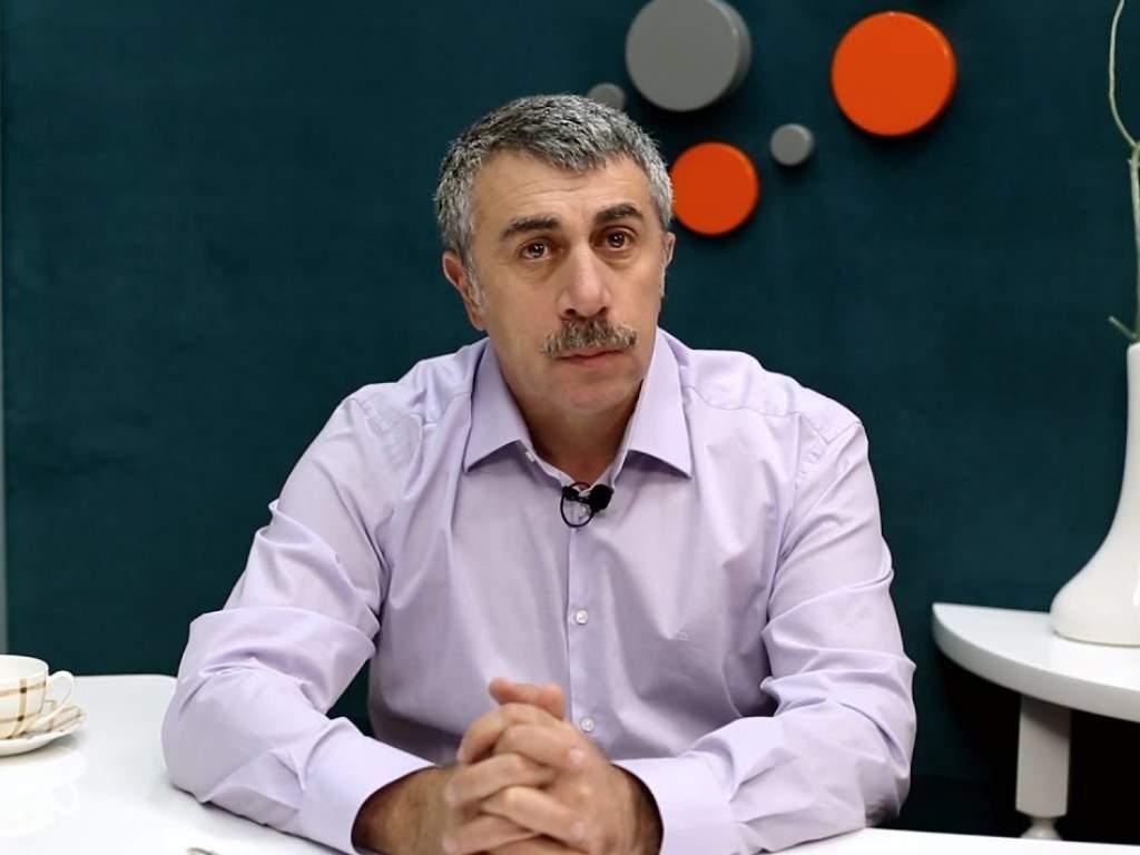 Известный врач  Комаровский прокомментировал ситуацию с коронавирусом и посылками из Китая
