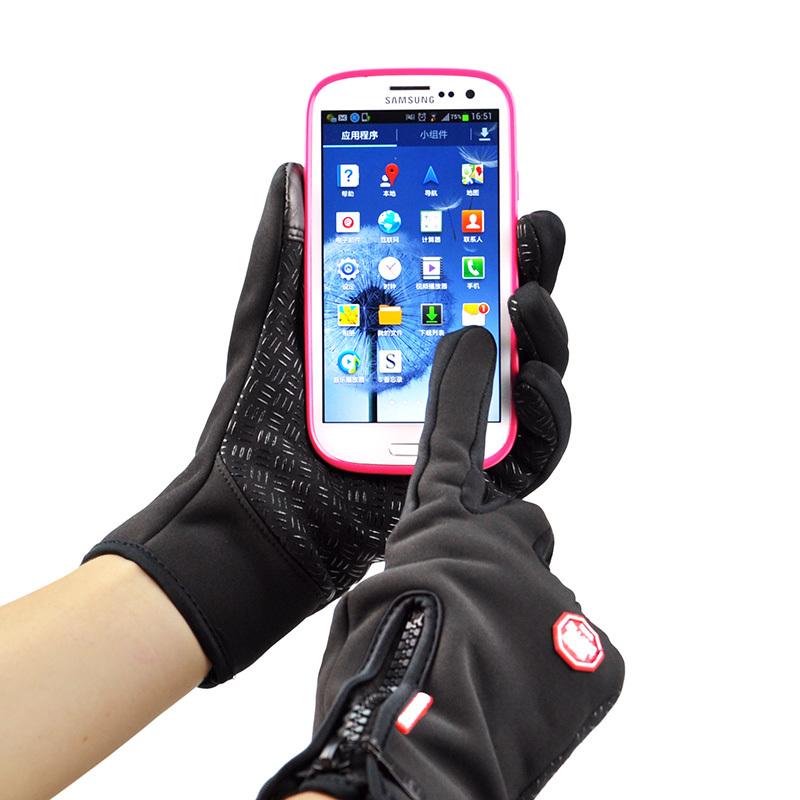 Перчатки для телефона: виды