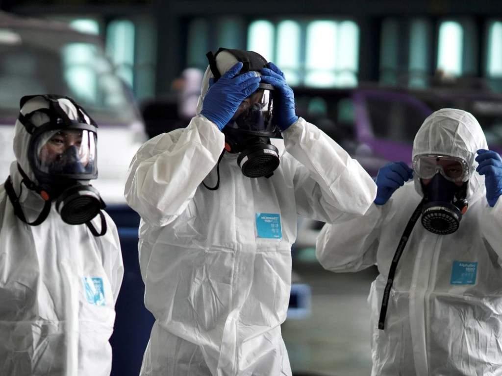 Гончарук поручил ведомствам разработать план и организовать эвакуацию граждан Украины из Китая из-за вспышки коронавируса
