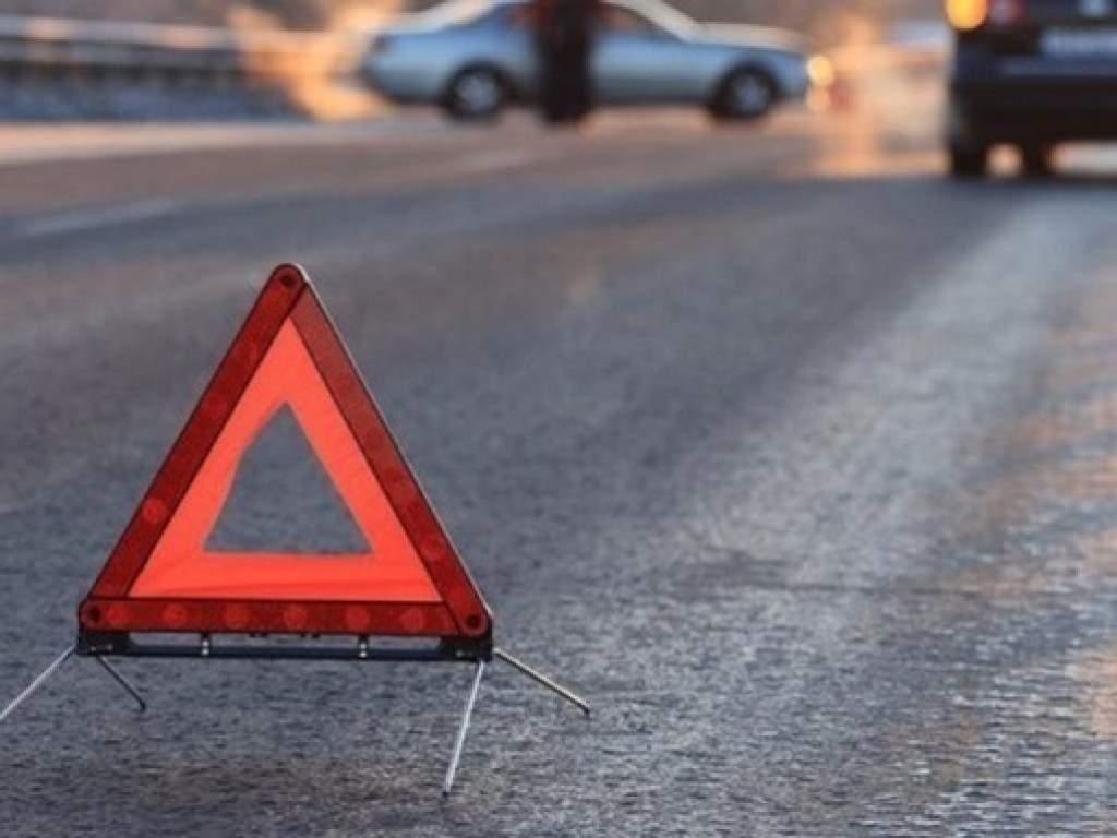 В Запорожье в ДТП попали сразу четыре авто