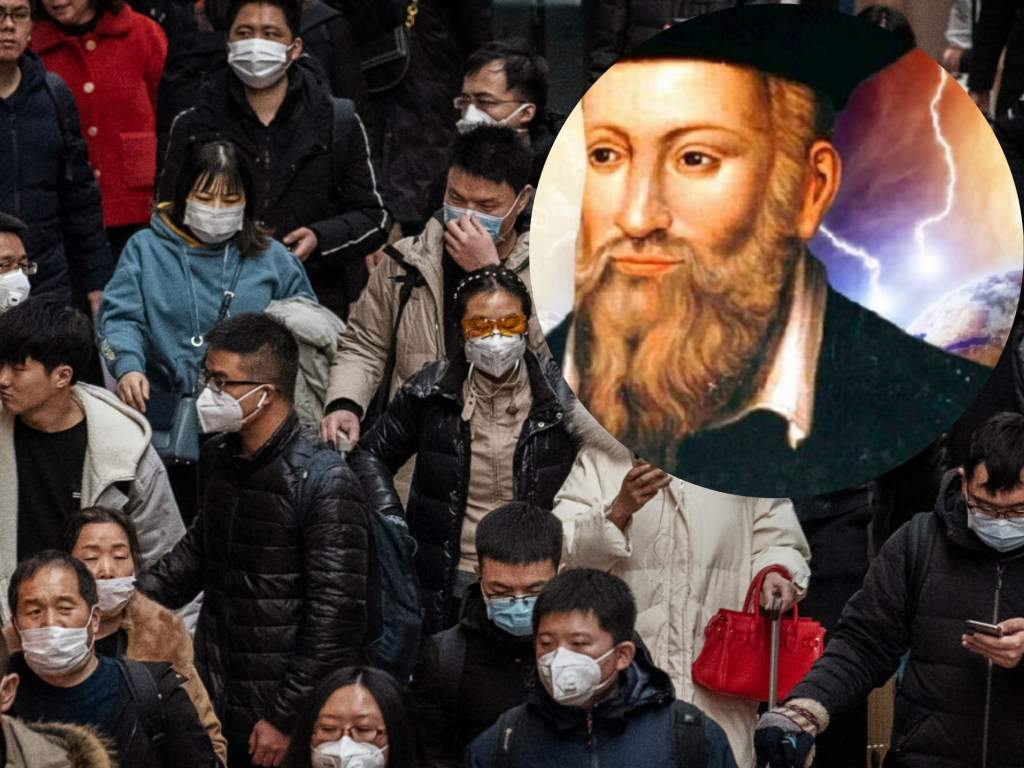 В Сети появилось пророчество  провидца Нострадамуса по поводу коронавируса