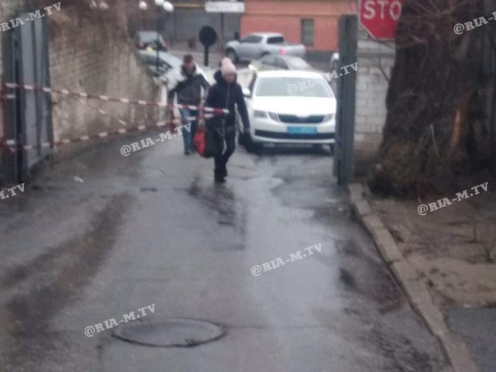 Полиция в Мелитополе  создает новые проблемы