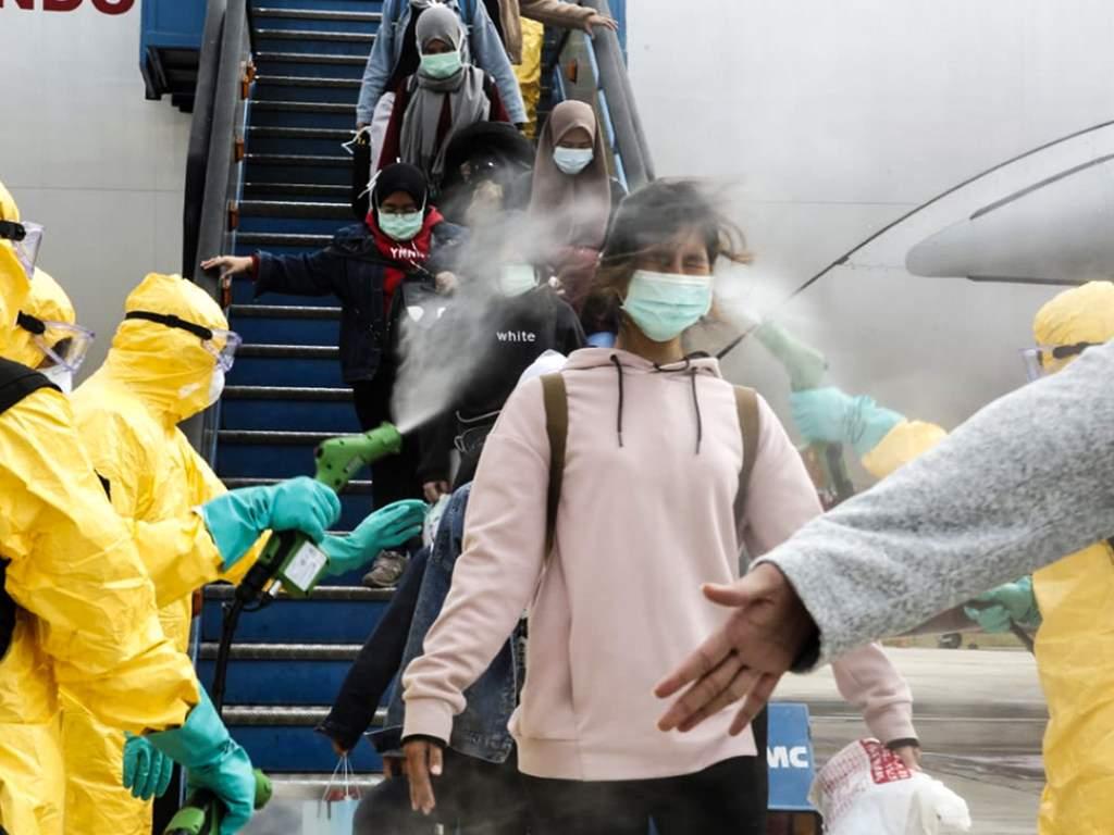 Китайские ученые рассказали о заражении коронавирусом