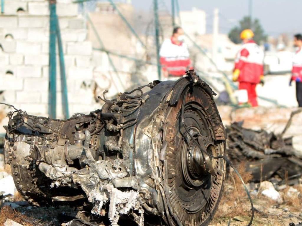 В Мюнхене состоится встреча нескольких стран по авиакатастрофе в Иране