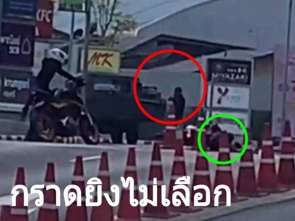 Военный украл оружие и устроил кровавую бойню в магазине в Таиланде (ВИДЕО)