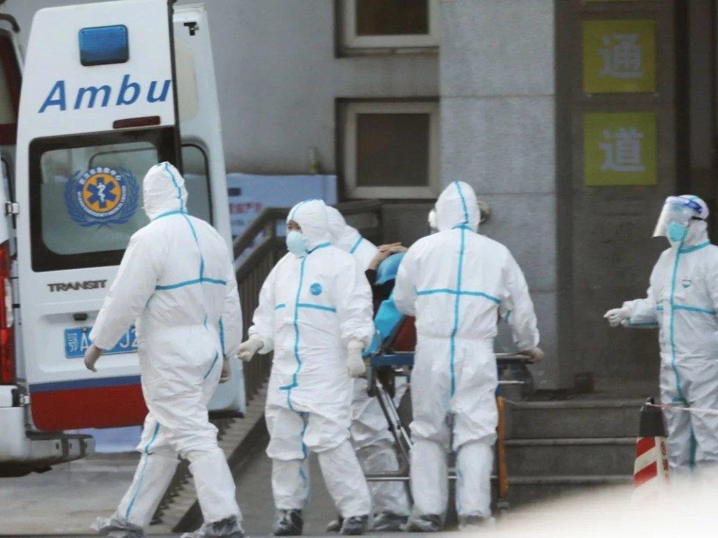 Страшный коронавирус: Число жертв превысило превысило 800 человек