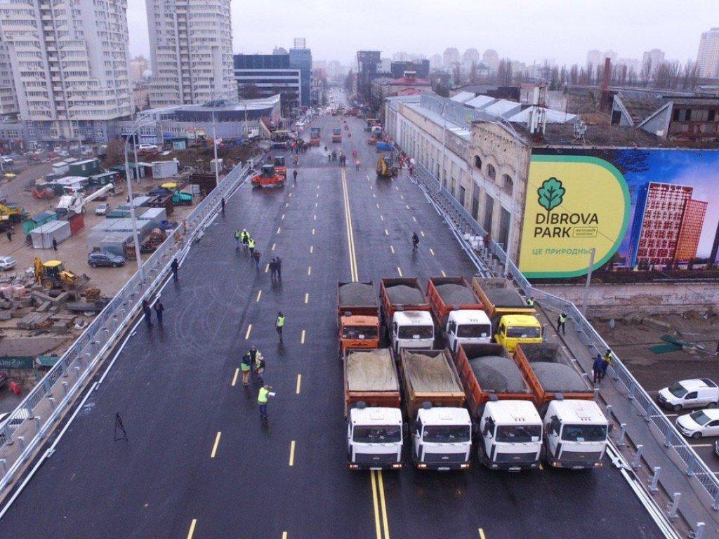 = Шулявский мост в Киеве снова будет дороже
