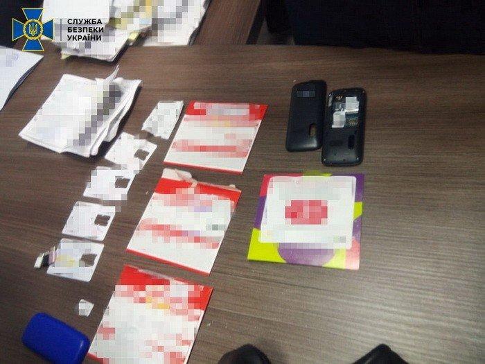 СБУ в Сумах задержали адвоката, который минировал госучреждения (ФОТО)