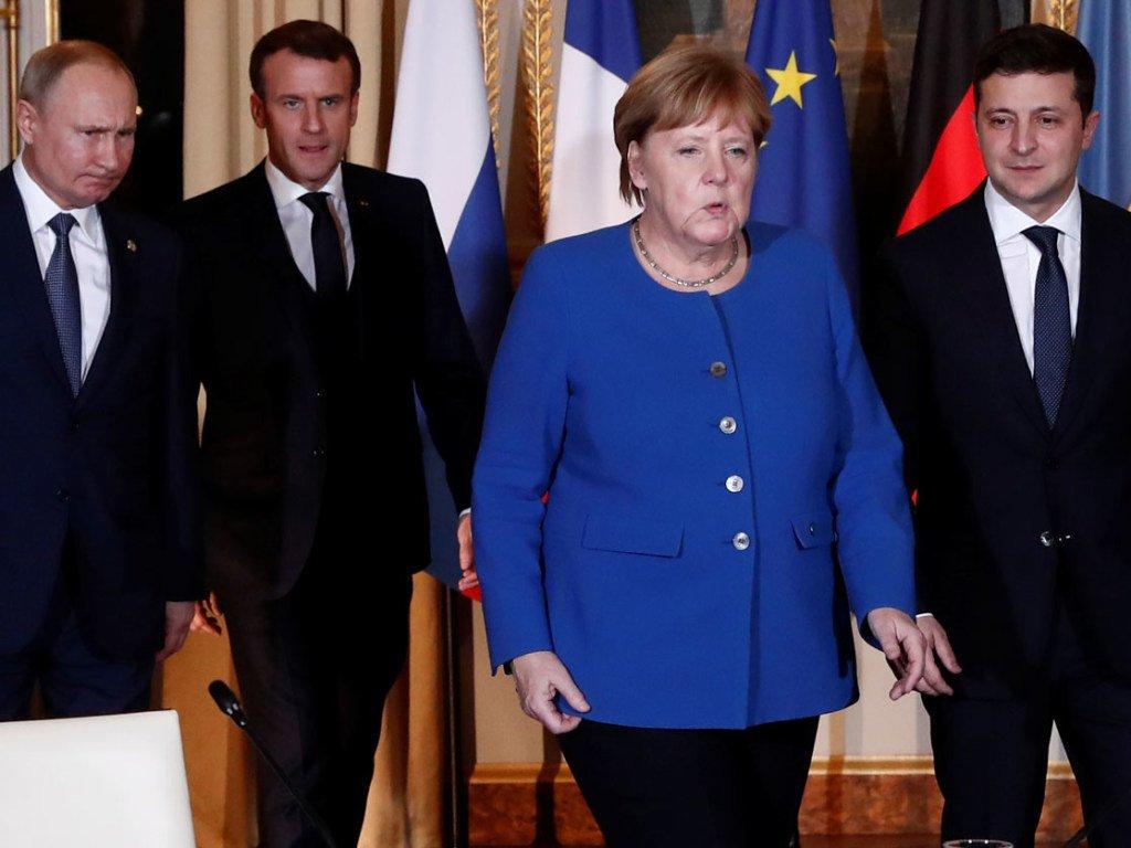 Встреча «Нормандской четверки» не будет