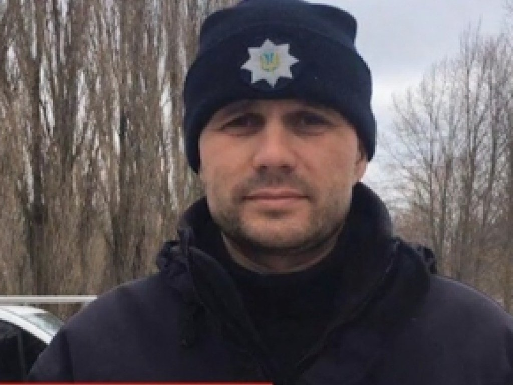 В Полтаве полицейский вернул человека к жизни