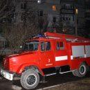 В Хмельницком загорелась многоэтажка(ФОТО)