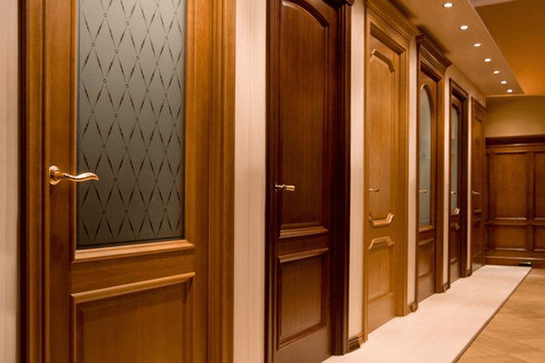 Преимущества межкомнатных дверей с шумоизоляцией
