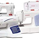 Швейные машинки Singer на сайте магазина Comfy