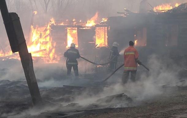 Масштабные пожары в Украине могут быть диверсии - Шкиряк