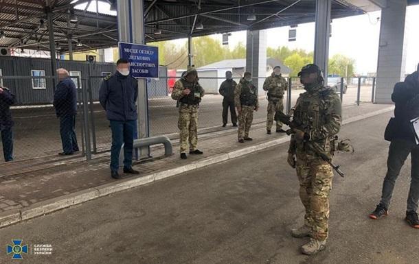 В Сумской области разоблачили схему получения взяток пограничниками