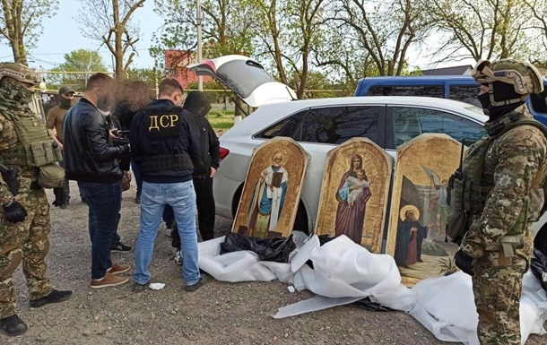 Силовики задержали межрегиональную преступную группу церковных воров