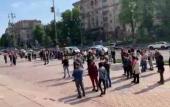 Протесты предпринимателей в Киеве