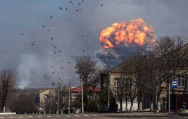 СБУ продолжило расследование по взрывам в Балаклее по