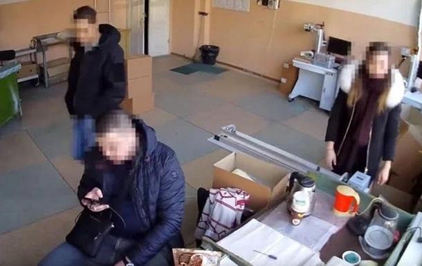 В Одессе правоохранители во время обыска обворовали предприятие -ГБР