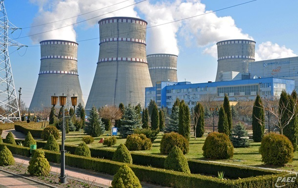 Энергоблок №4 Ровенской АЭС отключен от энергосети
