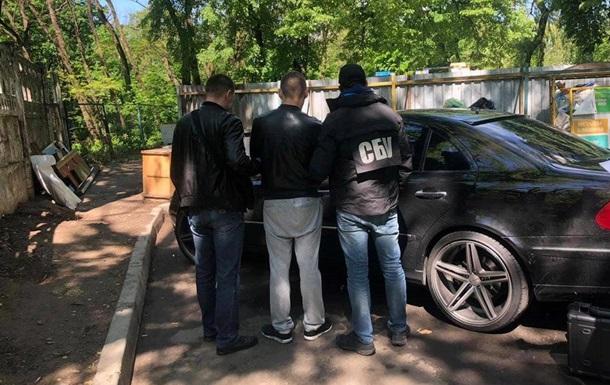 В столице задержали мужчину с 0,5 кг кокаина