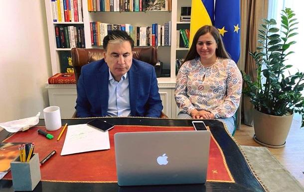 Зеленский поставил перед Саакашвили задачи по совершенствованию налогового законодательства и завершению реформы таможни