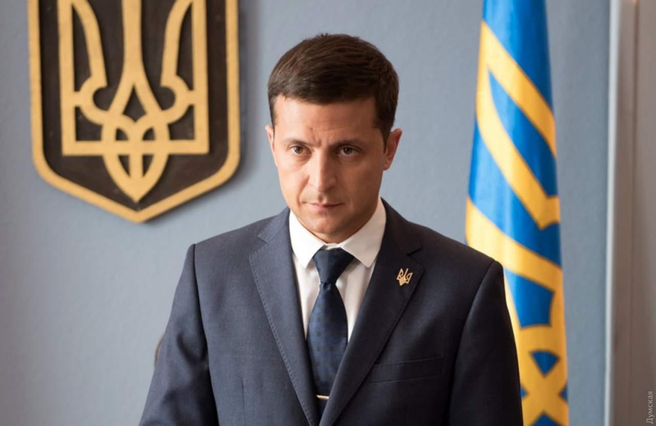 Пресс-конференция Владимира Зеленского  по году президентства