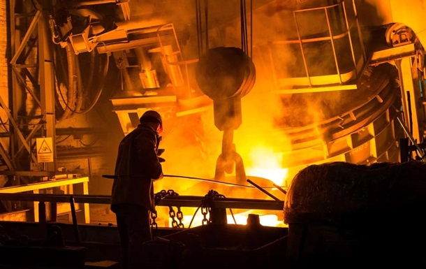 Промышленное производство в Украине снизилось более чем на 16%