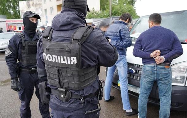 На границе с Польшей задержали группу вымогателей