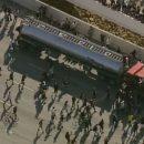 В США грузовик въехал в толпу протестующих, водителем оказался украинец