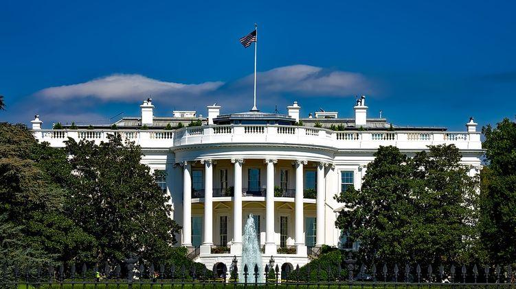Резиновыми пулями и газом разогнали протестующих перед Белым домом