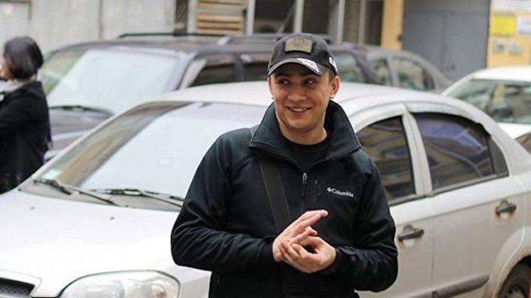 Стерненко приехал в СБУ для получение