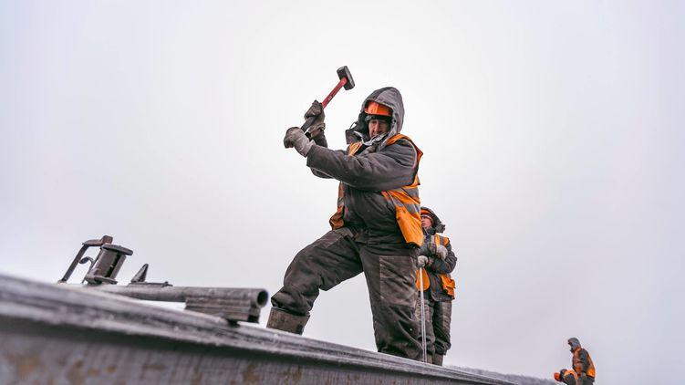В РФ начались работы по демонтажу газопроводов в Украину
