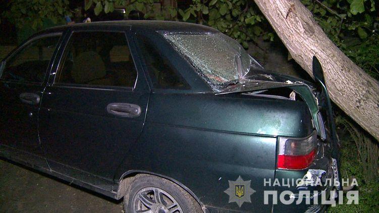 В Винницкой области пьяная женщина сбила четверых детей