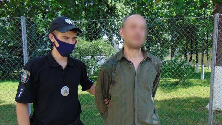 В Киеве мужчина открыл газ и пытался взорвать жилой дом