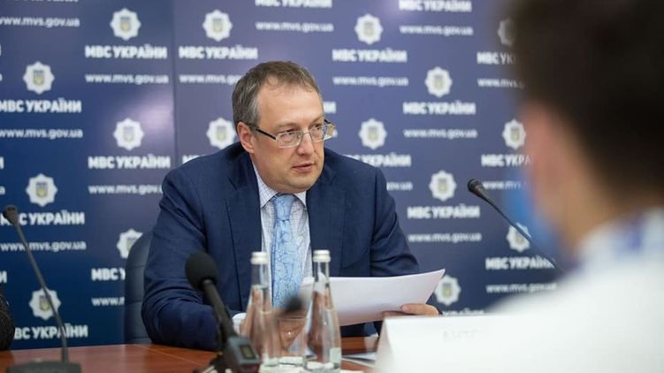 Геращенко пообещал пронумеровать нацгвардейцев