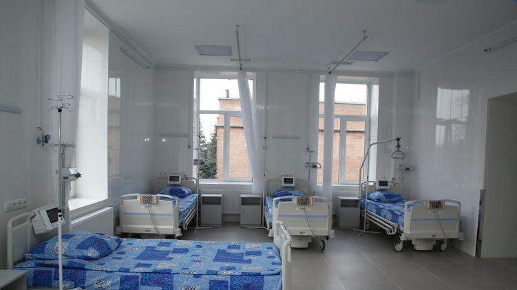 Медперсонал Харьковского диспансера увольняется из-за поступления больных с коронавирусом