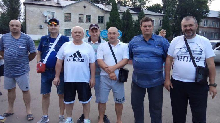 Шахтеры выехали в Киев на автобусах, завтра начнут бессрочный протест