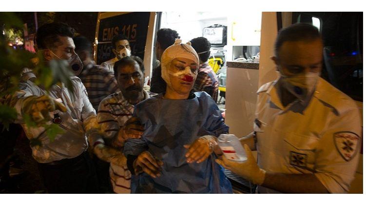 В клинике в столице Ирана прогремел взрыв