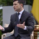 Президент Украины хочет отменить ограничения зарплат чиновников