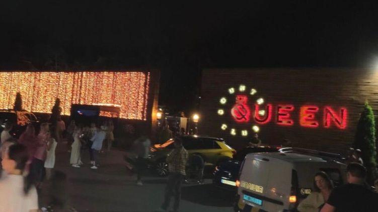 В Киевской области полиция закрыла развлекательный комплекс из-за нарушение карантина