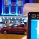 В столице на Центральном вокзале табло внезапно начало транслировать порно