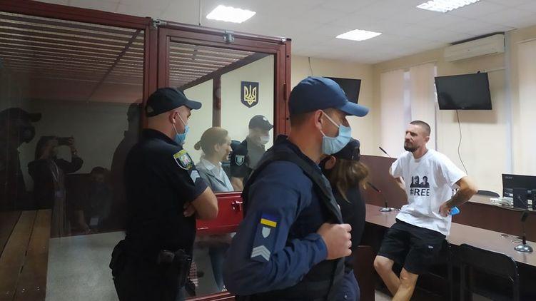 Дело об убийстве Шеремета: суд продлил арест Юлии Кузьменко