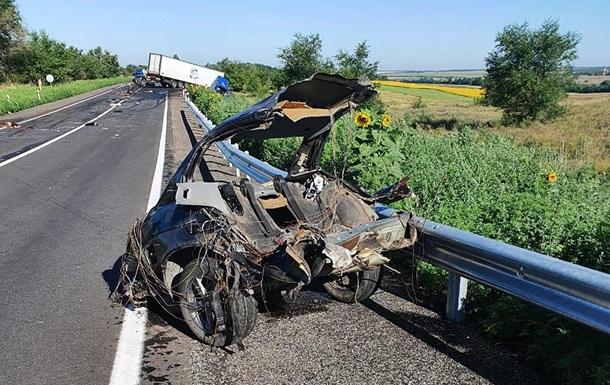 На трассе Васильевка-Бердянск погибло 4 человека в ДТП