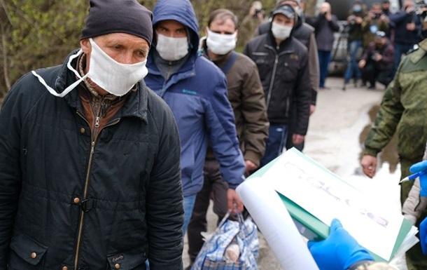 Киев ожидает проведение обмена в ближайшее время